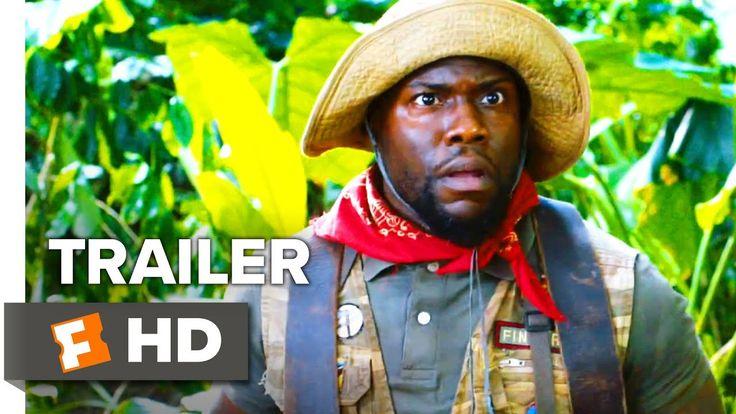 Jumanji: Welcome to the Jungle International Trailer #1 (2017)   Moviecl...