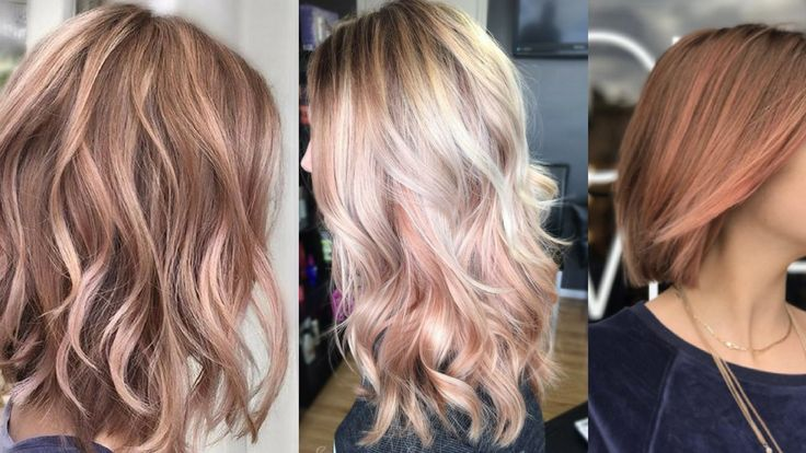 Haarkleur trends voorjaar 2017 - Get inspired - My Color Passport