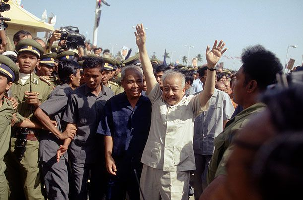 two essays on cambodia Assess the impact of two nationalist leaders on the conflict in indochina -how significant was the popular protest in the withdrawal of us troops from vietnam -assess the impact of the us bombing on cambodia and laos.