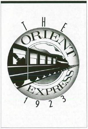 Adventures of orient express 1995 by luca damiano 2