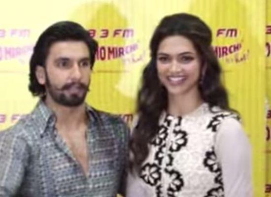Deepika Padukone Wears LOVE Pendant | Latest Bollywood Gossip