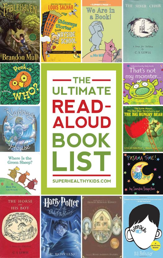 65 best read alouds for families images on pinterest kid books the best book guide out there of books to read to your kids fandeluxe Images