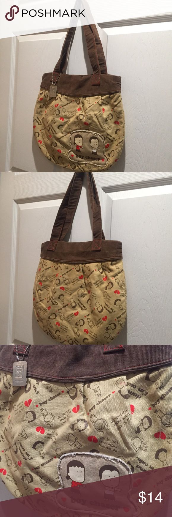 Angry Little Girls by Lela Lee Bag Gently used, excellent condition, two inside pockets. Lela Lee Bags Shoulder Bags