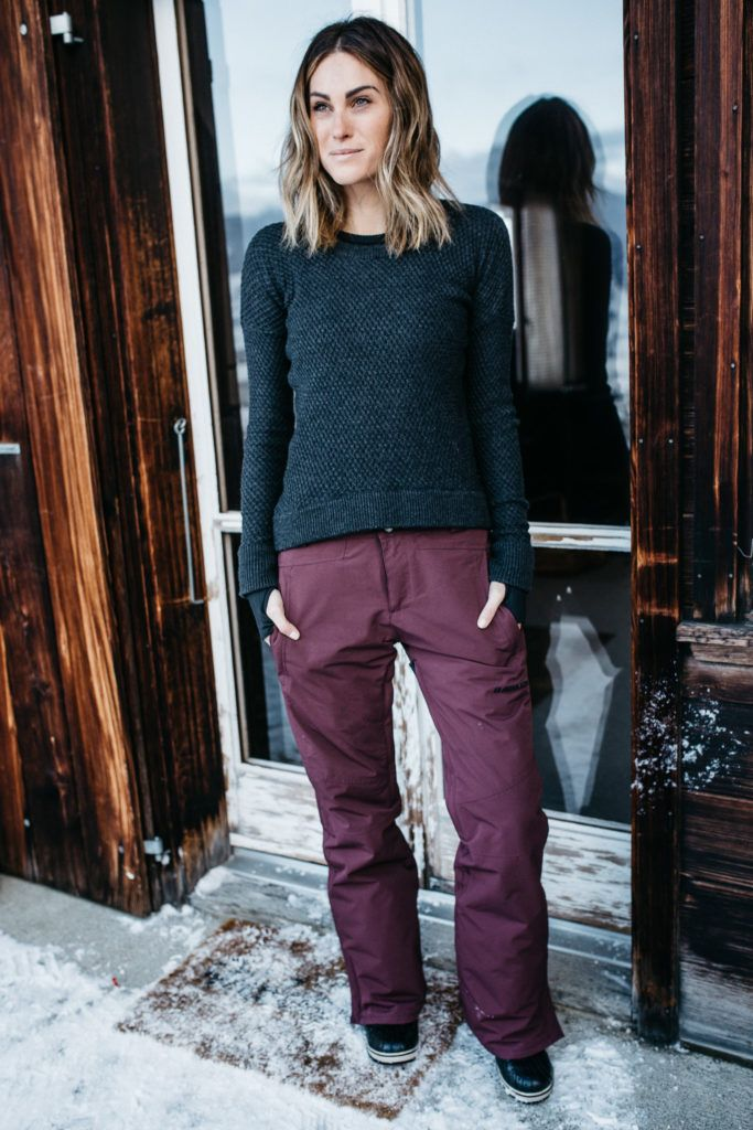 Dressing for Snow | Proper Layering - What to wear skiing / snowboarding to have fun, stay warm, and look cool ;) - Favorite ski pants
