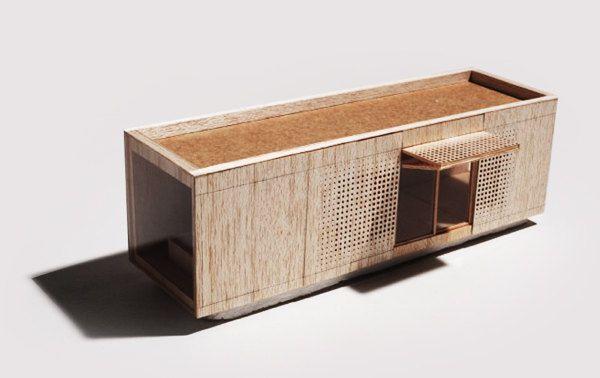 17 mejores ideas sobre modelos casas prefabricadas en pinterest modelos de casas prefabricadas - Modulos de casas ...