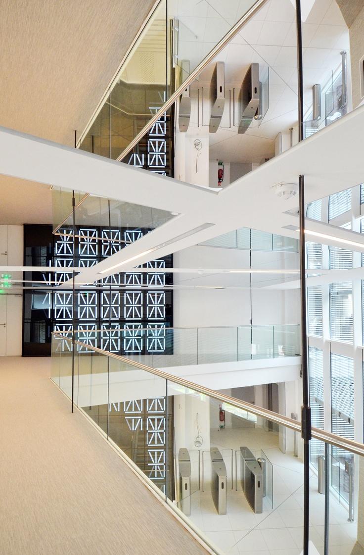 INPI Patentamt Courbevoie Bidard & Raissi Architectes.
