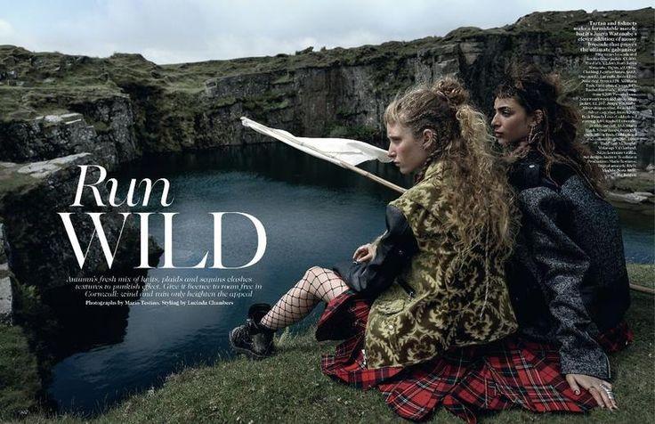 Run Wild (British Vogue)