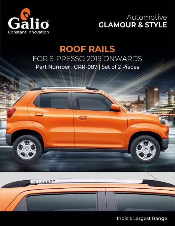 Grr 087 In 2020 Roof Rails Automotive Rails