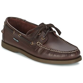 Boat shoes Pellet TROPIC μπλέ / Brown 350x350