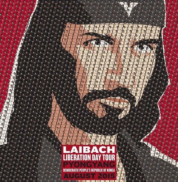 Laibach - Der Korea-Komplex - https://www.musikblog.de/2015/08/laibach-der-korea-komplex/ #Laibach