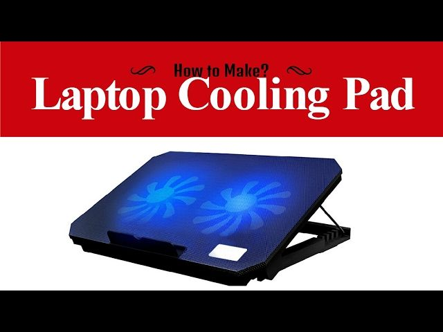Smartphone Cooler You Can Make At Home March 2020 Smartphone Laptop Cooling Pad How To Make