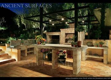 Amazing Ancient BBQs - mediterranean - grills - new york - Ancient Surfaces