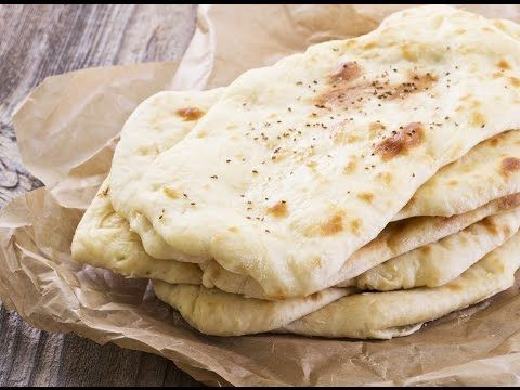 Recette des naans au fromage | Aux Fourneaux
