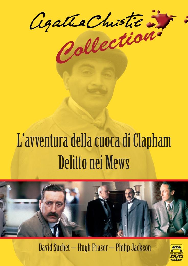"""""""La cuoca di Clapham / Delitto nei Mews"""""""
