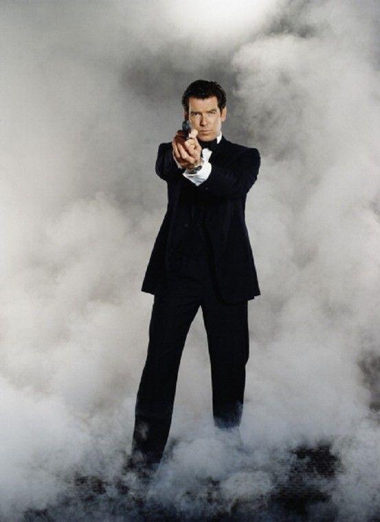 Irish Actor Pierce Brosnan Stars As 007 In The James Bond Film James Bond James Bond Movies Pierce Brosnan