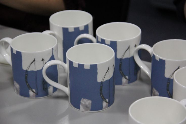 Designed mugs for #TMSR