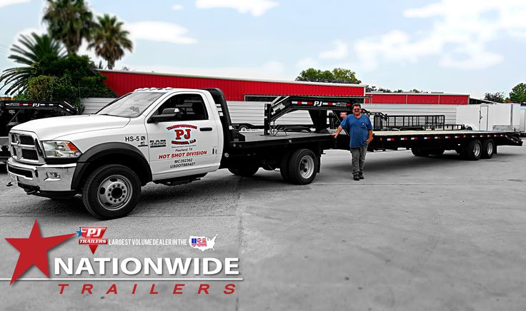 This unit is a FD32 with (2) Dexter 12k axles, electric over hydraulic brakes, monster ramps, LED lights and slide track. This trailer was purchased by Jack Johnson with PJ transportation out of Pearland Tx. Thank You for your business!