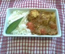 Chicken and Tofu Curry