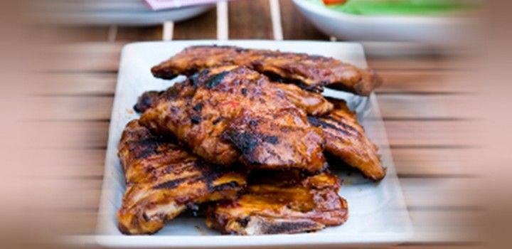 Delicious and hearty - these BBQ ribs are the best ever!