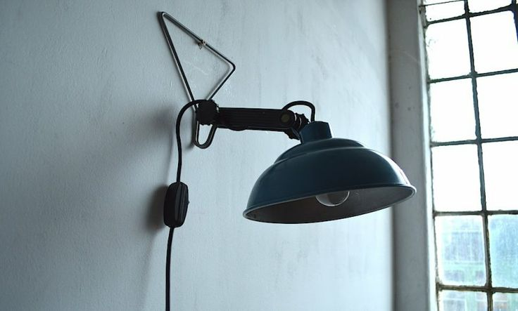 Wall/desk industrial lamp |artKRAFT - Furniture&Design
