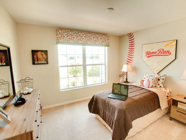 Your youngster will hit a home run in this baseball themed kids room  Highland  Homes. 83 best images about Creative Kid s Rooms on Pinterest   Highlands