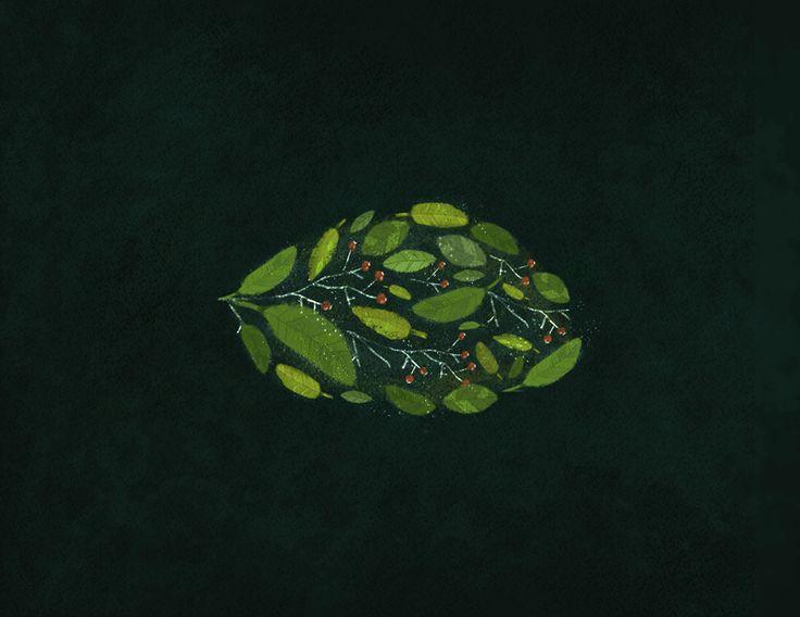 Leaf of leaves. http://www.studiobolland.com/