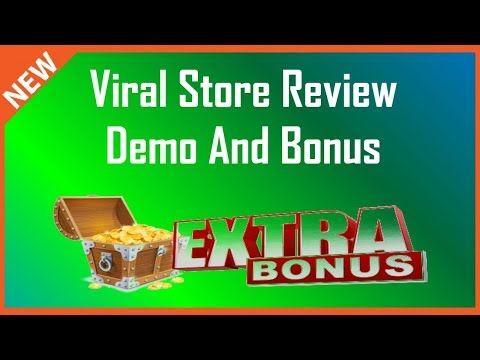 Viral Store Review | Demo Plus Huge Viral Store Bonus - YouTube
