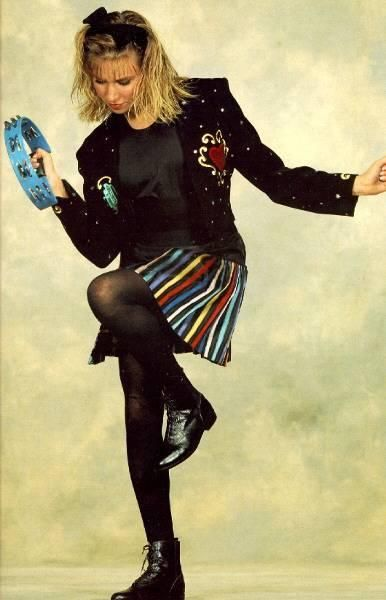 Debbie Gibson - I thought I was Debbie Gibson until 2008! ROFL