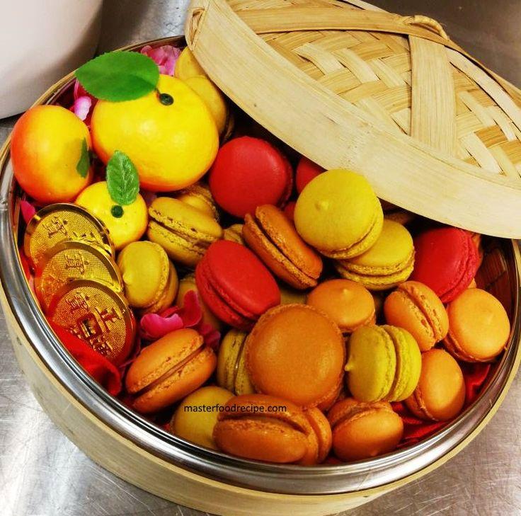 Easy food recipe: Beginner French Macarons -- Nice! #diet