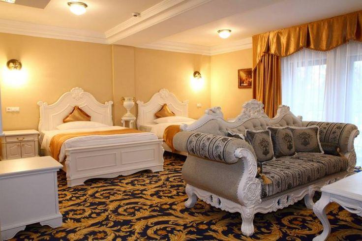Hotel Aphrodite Palace - Rajecfürdőben várja vendégeit fényűző szobákkal az Aphrodite Palace szálloda, négycsillagos kategóriában.