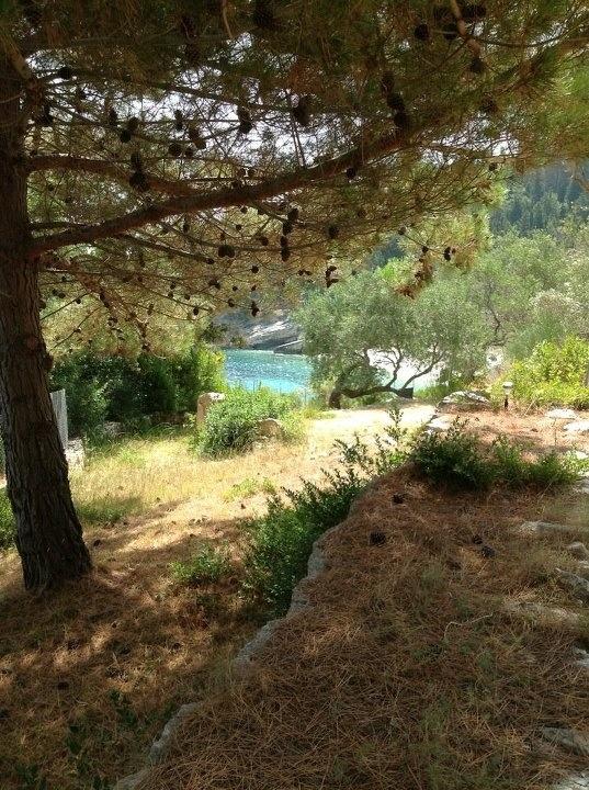 At Glyfada Beach Villas Paxos