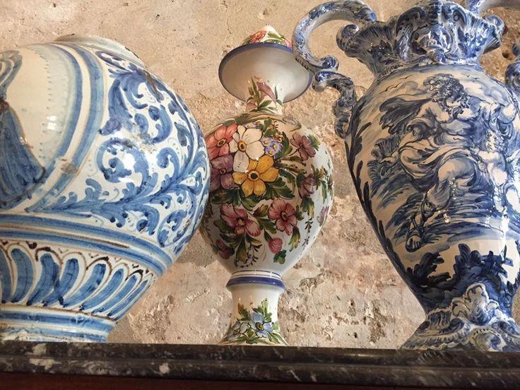 Pezzi unici esposti alla fiera sposi PIZZIGHETTONE 2016 stand. N. 19 Severgnini & Baroni restauro
