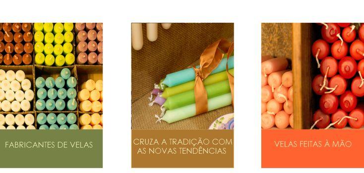 Na Caza das Velas Loreto em Lisboa encontra todo o tipo de Velas ao seu dispôr.Visite-nos!