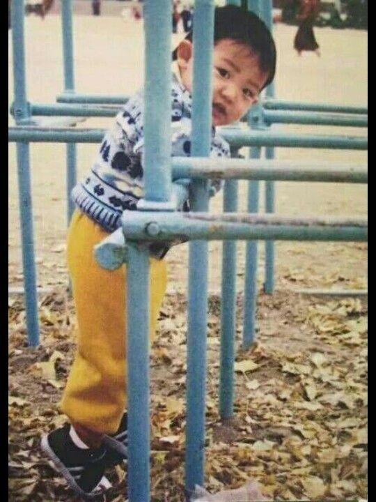 Childhood Memory Park Chanyeol #엑소 #EXO #EXOL #EXO-L #EXOsaranghaja #