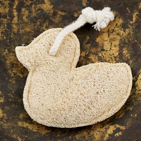 Hey Check this ! Ducky Loofah  ($4.95) https://www.opassoap.com/products/ducky-loofah