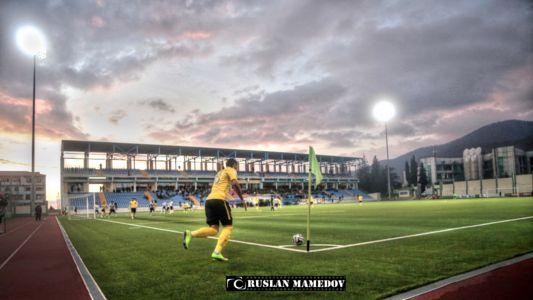 Zaqatala Olimpic Stadium by Ruslan Mamedov