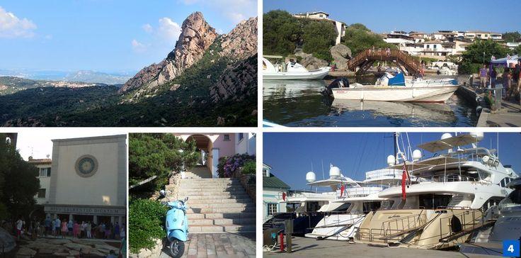 Perle del Mediterraneo come San Pantaleo e Porto Rotondo si trovano nel territorio del Comune di Olbia. #VisitOlbia