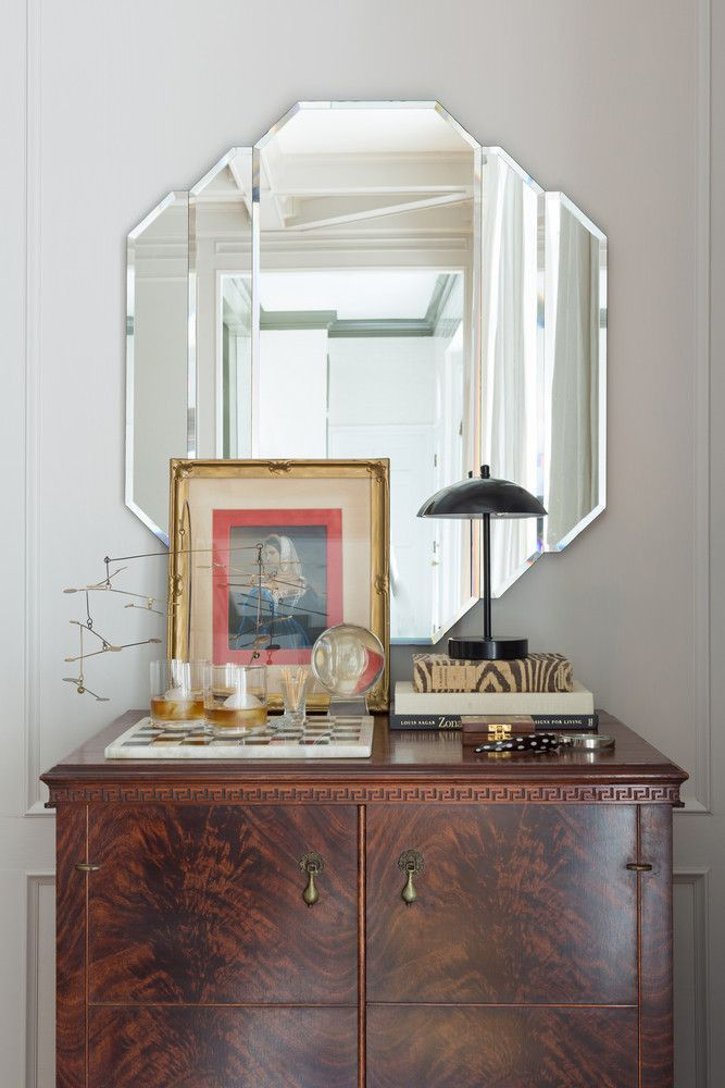 How to Give Antique Furniture a Modern Upgrade – interior