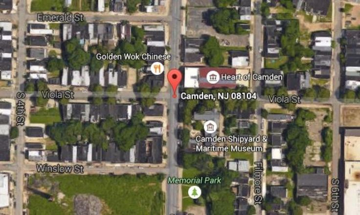 http://atvnetworks.com/ Police arrested a Camden teen after he attempting to discard a loaded shotgun while fleeing from officers, said Camden County Police.