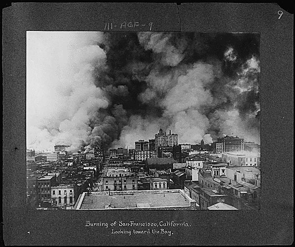 the tragedy of the earthquake in san francisco in 1906 San francisco, however, rose from the ashes, rebuilt and became a greater city, a shining symbol of the west the anniversary of the great quake of 1906 provides a time to reflect on the unfathomable devastation and the rebirth of a metropolis.