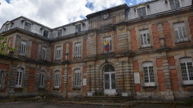 Presentan Hospital San Juan de Dios como propiedad del Distrito | 20150211