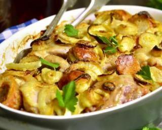 Cuisses de dinde et légumes d'été grillés au four : http://www.fourchette-et-bikini.fr/recettes/recettes-minceur/cuisses-de-dinde-et-legumes-dete-grilles-au-four.html