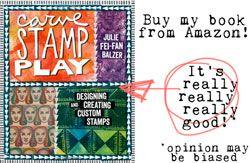 Balzer Designs: Stamp Carving 101: More Student Work