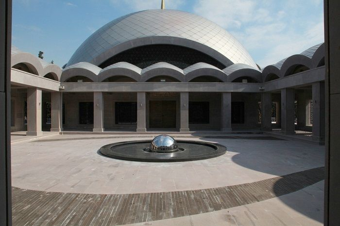 The Şakirin Mosque is thought to be the first Mosque in Turkey to be designed by women