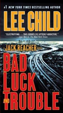 Jack Reacher #11, May/07