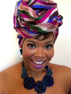 If you enjoy the convenience of premade head wraps and stylish accessories, visi…   – Fashion