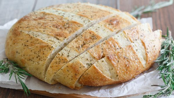 Make+focaccia+in+the+slow+cooker+—+baking+bread+doesn't+get+much+easier+than+that