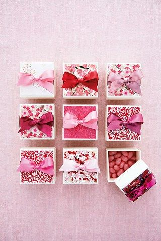 Perfectly Pink Wedding Inspiration
