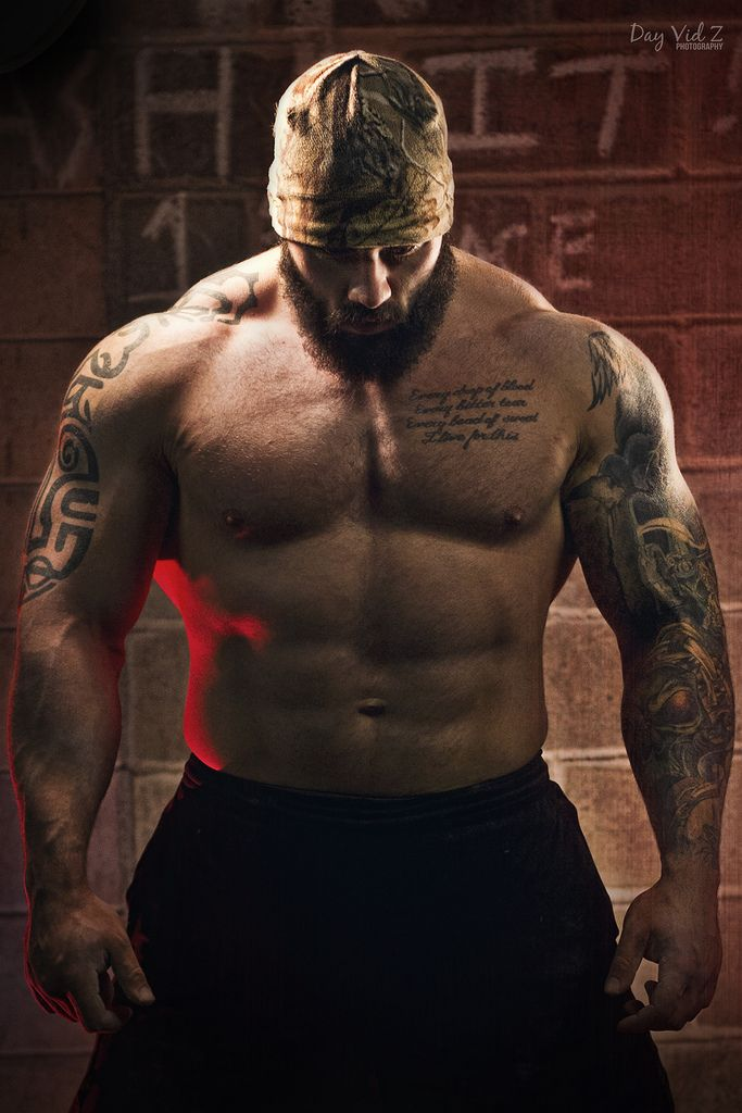 Just massive. That's my goal. No striations, no excessive vascularity. Just the kind of mass that makes people accuse me of taking 'roids.