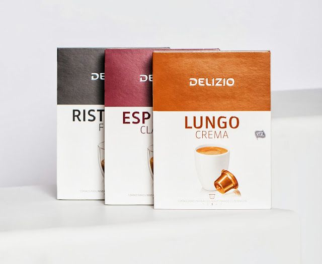 Delizio on Packaging of the World - Creative Package Design Gallery